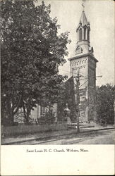 Saint Louis R. C. Church