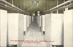Bath Department-Whitcomb Hotel And Mineral Baths