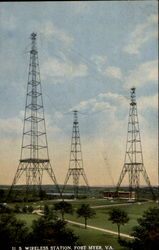 U. S. Wireless Station