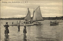 Boating, Long Island