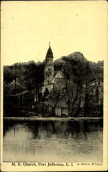 M. E. Church, Long Island