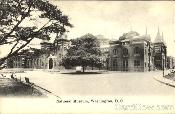 National Museum Washington District of Columbia