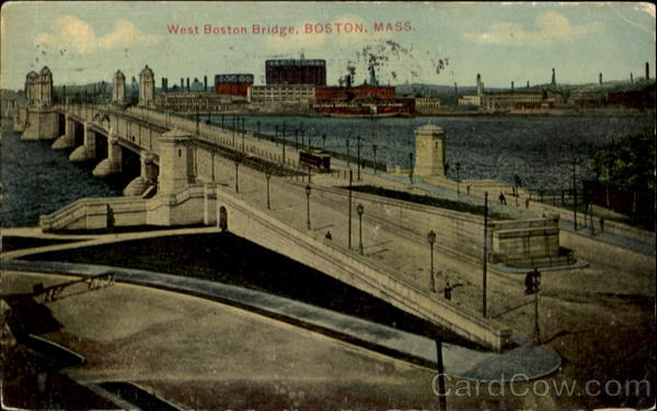 West Boston Bridge Massachusetts