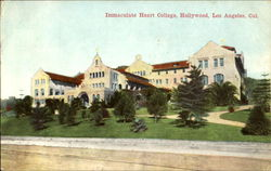 Immaculate Heart College, Hollywood