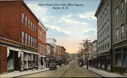 Main Street From Post Office Square