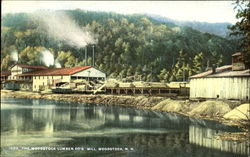 The Woodstock Lumber Co's Mill