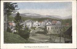 The Village Of North Woodstock
