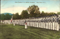 Dress Parade U. S. Military Academy
