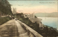 West Point And The Hudson River