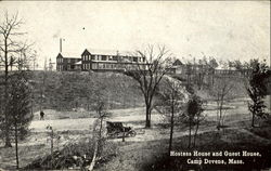 Hostess House, Camp Devens