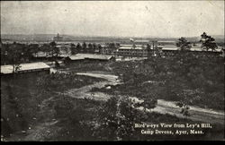 Bird's Eye View From Ley's Hill, Camp Devens