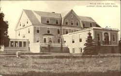 Nellie Evelyn Cook Hall Llewsac Lodge