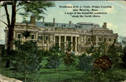 Residence Of H. C. Frick, Prides Crossing