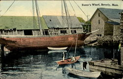 Foster's Wharf