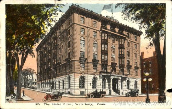 The Hotel Elton Waterbury Connecticut