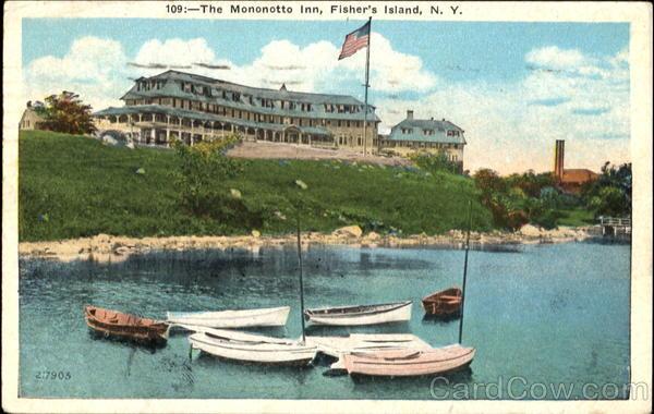 The Mononotto Inn Fishers Island, NY