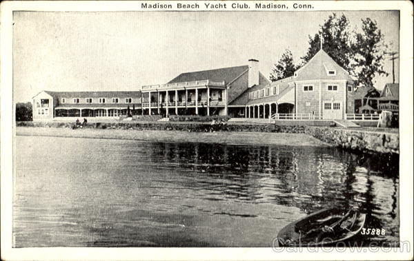 Madison Beach Yacht Club Connecticut