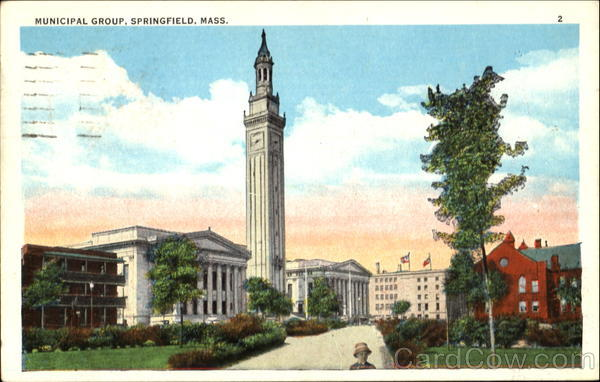 Municipal Group Springfield Massachusetts