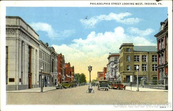 Indiana Pa Restaurants Philadelphia Street