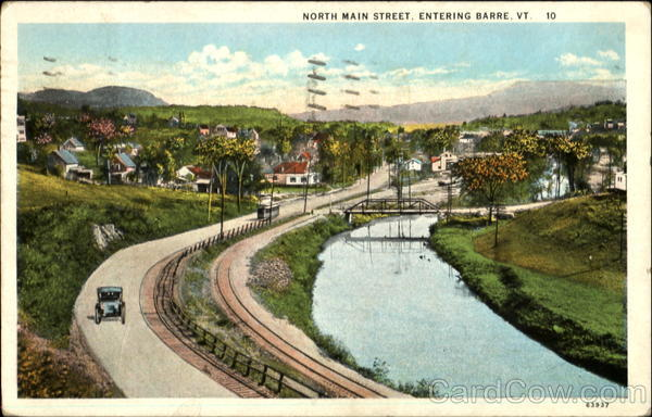 North Main Street Barre Vermont