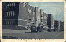 Administration Building, Morehead State Normal