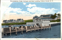 Munnatawket Hotel, Cottages And Boat Landing