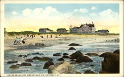 Noyes Beach And Weekapaug Inn