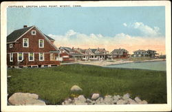 Cottages, Groton Long Point