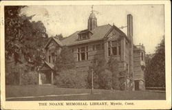 The Noank Memorial Library