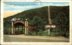 Mill Mountain And Incline Railway