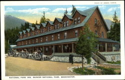 National Park Inn, Rainier National Park
