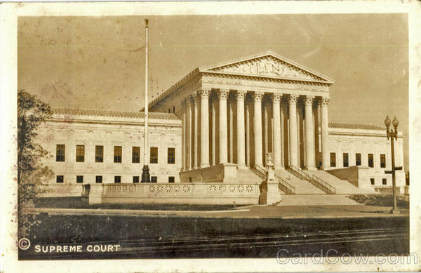 Supreme Court Washington District of Columbia
