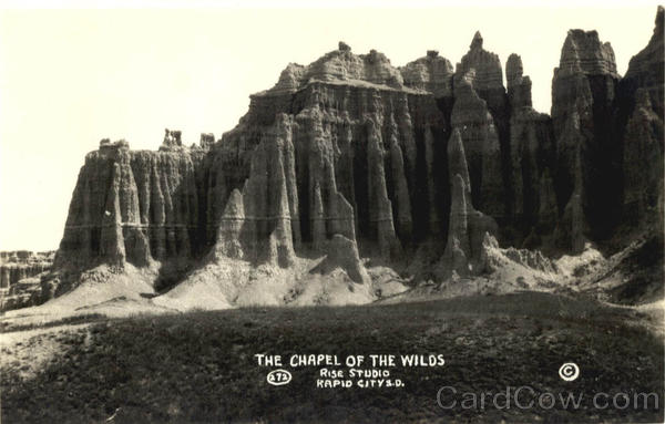 The Chapel of the Wilds Rapid City South Dakota