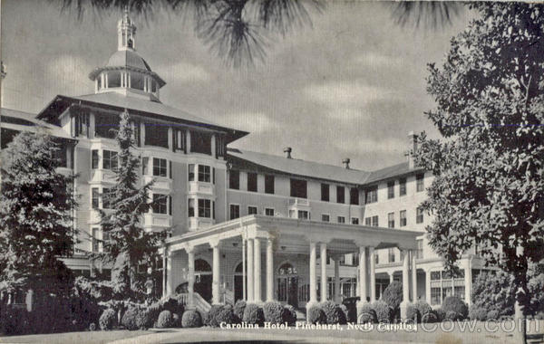 Carolina Hotel Pinehurst North Carolina