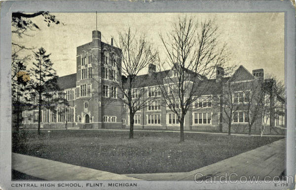 Central High School Flint Michigan
