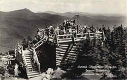 Summit Observation Platform, Cannon Mountain
