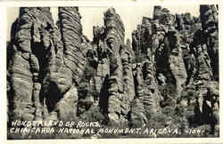 Wonderland of Rocks, Chiricahua National Monument