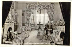 The Dresden Room, Home of Franklin D. Roosevelt National Historic Site