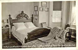 Bedroom of Franklin D. Roosevelt, Home of Franklin D. Roosevelt National Historic Site