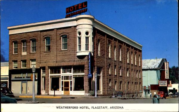 Weatherford Hotel Flagstaff Arizona