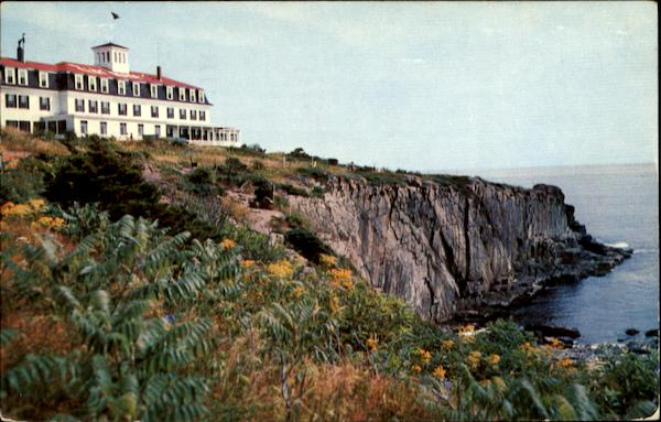 Bald Head And Cliff House Ogunquit Maine