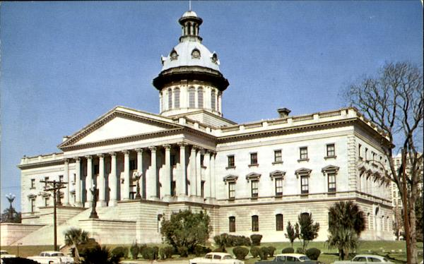 The State House Columbia South Carolina