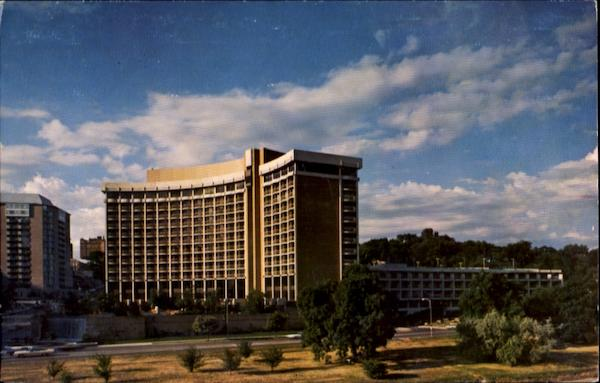 Alameda Plaza Hotel And Conference Center Kansas City Missouri