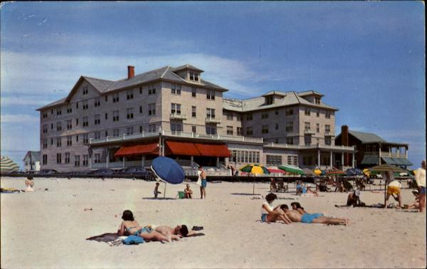 Commander Hotel, 14th St Ocean City Maryland