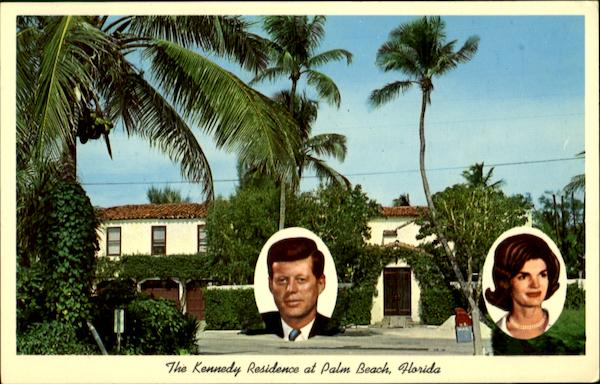 The Kennedy Residence Palm Beach Florida
