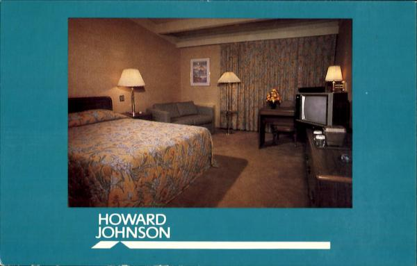 Howard Johnson Lodge, 2601 Virginia Ave. NW Washington District of Columbia