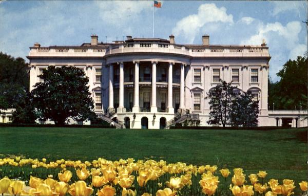 The White House Washington District of Columbia