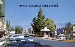 On The Plaza In Ashland
