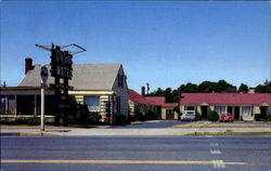 City Center Motel, 538 S. W. Coast Hiway