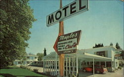 Maple Motel, 839 N E 6th